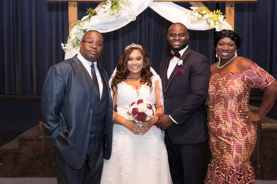 The Wedding of TeamM-Squared
